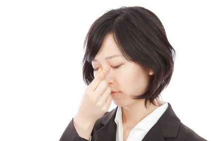 頭痛から起きる身体の不調